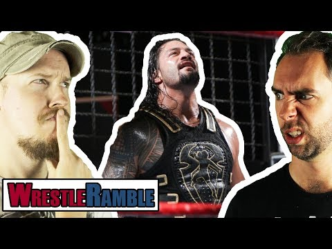 Should Roman Reigns Have WON WWE Elimination Chamber 2018? | WrestleRamble