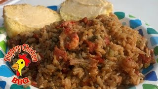 Crawfish Jambalaya - YouTube