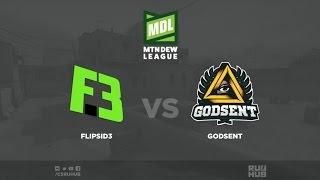 Flipsid3 vs GODsent - ESEA Premier Season 24 - de_cache [yxo]