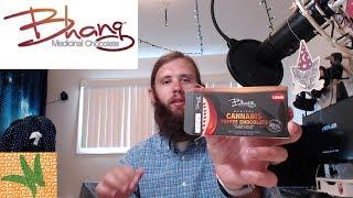 Marijuana Edible Review: Bhang Toffee Chocolate 120 mg by  Weeats Reviews