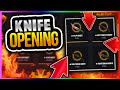 CSGO BETTING: FADE KNIFE OPENING!! Fade Case Opening G4DROP! (CS GO Knife Opening Fade Case)