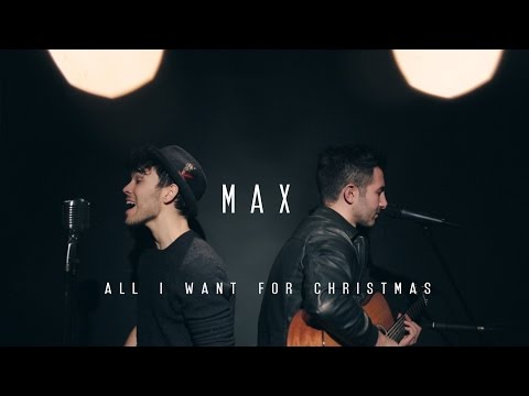 max - Subscribe to MAX: https://www.youtube.com/user/MaxSchneider1 Grab this version on iTunes: https://itunes.apple.com/us/album/all-i-want-for-christmas-is/id952645054 I've always loved this...