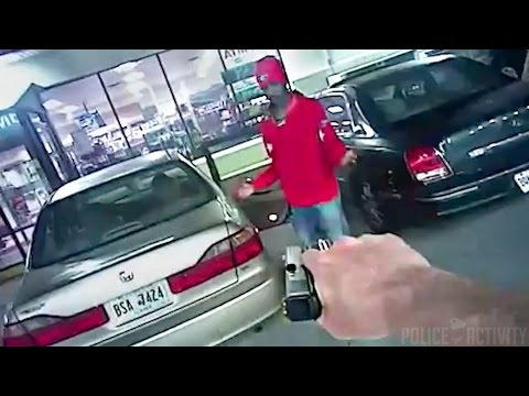 Raw Bodycam Video Of Officer-Involved Shooting In Athens, Georgia
