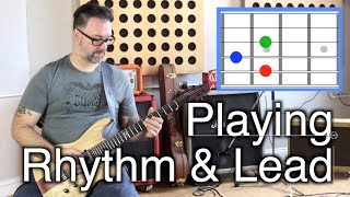 Video How To Improve Your Lead Playing - Beginner Guitar Lesson MP3, 3GP, MP4, WEBM, AVI, FLV Juni 2018