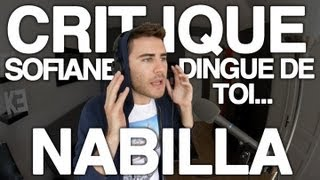 "Cyprien - Critique ""Sofiane - Dingue de toi"" Nabilla - YouTube"