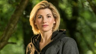 Photos Of The 13th Doctor!