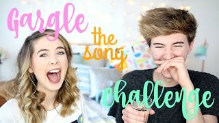 Gargle The Song Challenge | Zoella by Zoella