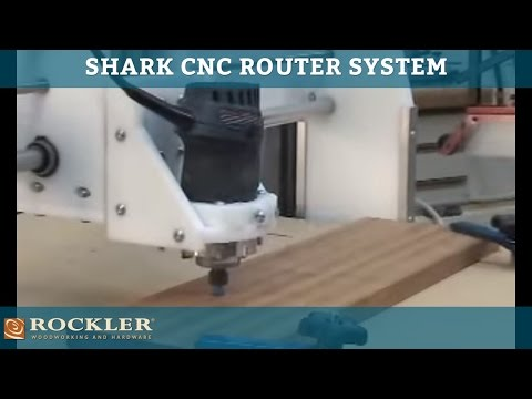 Cut-3D Software for CNC Shark