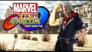 Gene ( God Hand ) Marvel Vs Capcom Infinite Hypers