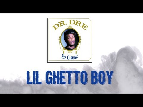 Dr. Dre - Lil Ghetto Boy Reaction