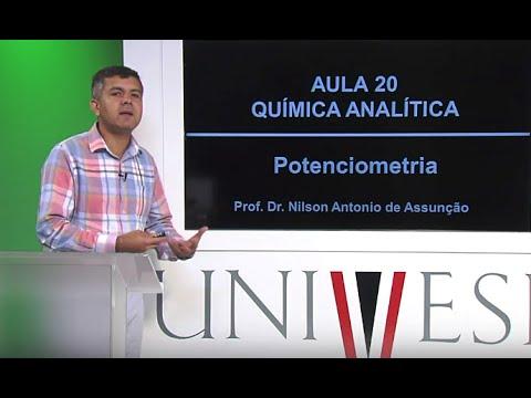 Química Analítica - Aula 20 - Potenciometria