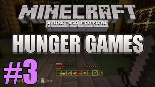Minecraft: Xbox 360 - Youtuber Hunger Games #3 (Taz, GamingLemon, TheeFrog&More)
