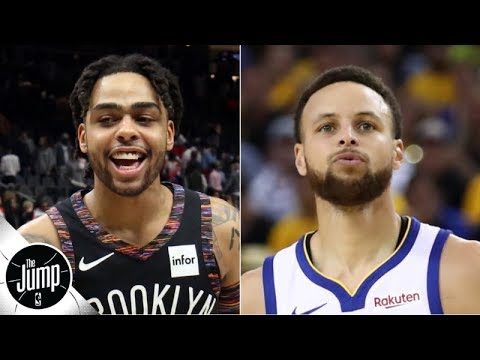 Video: What the D'Angelo Russell trade means for the Warriors, now and in the future   The Jump