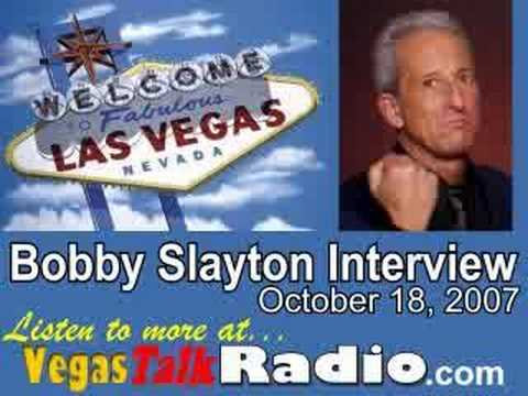 Bobby Slayton Interview