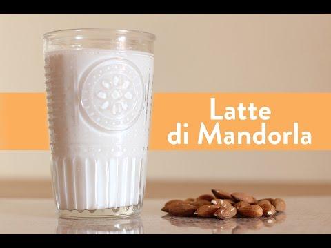 il latte di mandorla: un potente anti-cancro e antinfiammatorio naturale