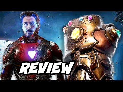Avengers Infinity War Review and Ending Explained