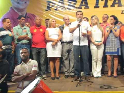 Convenção do PCdoB em Itabuna lança Davidson candidato prefeitura
