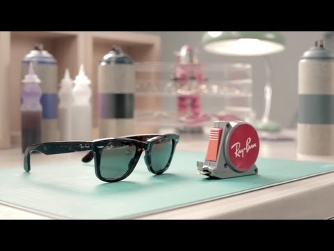 Ray Ban Remix   Custom Sunglass Program