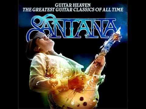 "GUITAR HEAVEN: Santana & Rob Thomas do Cream's ""Sunshine Of Your Love"""