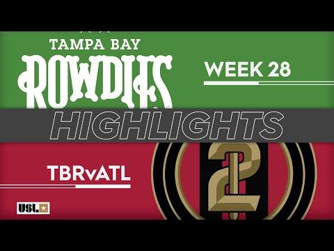 Tampa Bay - Atlanta United 2 1:1. Видеообзор матча 15.09.2019. Видео голов и опасных моментов игры