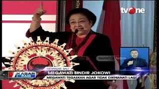 Video Megawati Sindir Jokowi Saat Kongres V PDI Perjuangan MP3, 3GP, MP4, WEBM, AVI, FLV September 2019