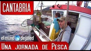 Liendo Spain  city photo : Una jornada de pesca entre Castro Urdiales y Laredo | CANTABRIA