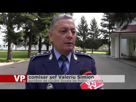 700 de locuri la Şcoala de Poliţie