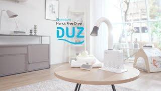 video thumbnail DUZ Hands Free Dryer youtube