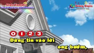 Video [Karaoke Nhạc Sống] Cạm Bẫy Tình Yêu (Remix) MP3, 3GP, MP4, WEBM, AVI, FLV Juni 2019