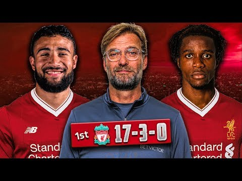 JURGEN KLOPP *UNDEFEATED* LIVERPOOL CHALLENGE - FIFA 19 Career Mode