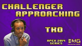 Challenger Approaching Apex 2014 Edition: TKO Interview – EvenMatchupGaming