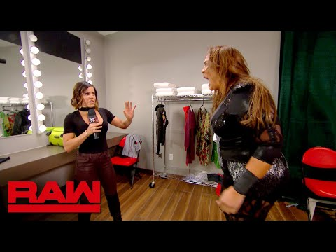 Nia Jax snaps following Alexa Bliss' cruel words: Raw, March 12, 2018
