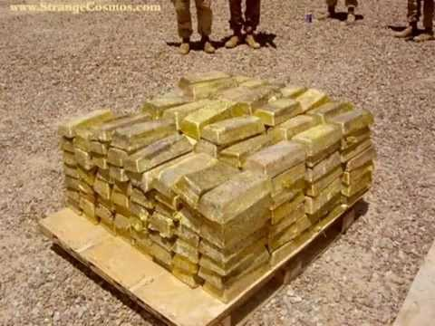 SADDAM'S GOLD - IT'S GONE BY NOW