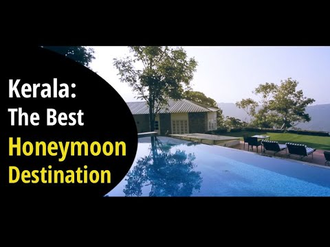 Kerala -The best honeymoon destination in India.