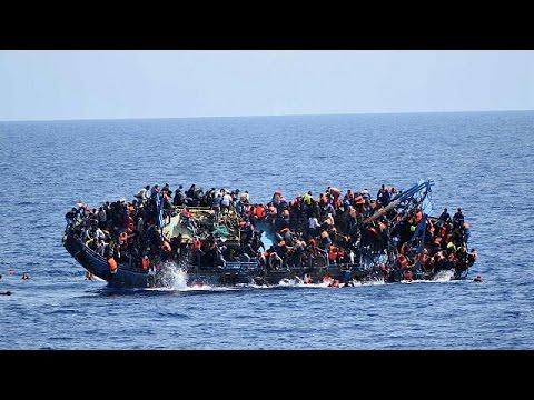 Προσφυγική κρίση: 700 άνθρωποι πνίγηκαν την τελευταία εβδομάδα