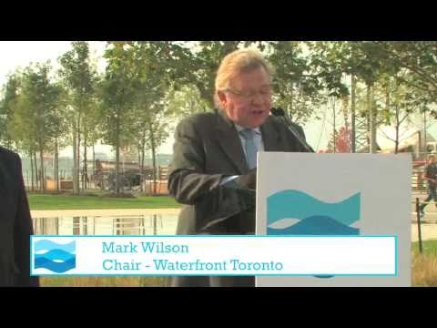 Official Opening - Sherbourne Common South.mp4