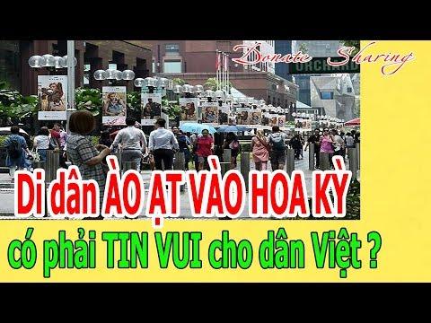 Video D.i dân À.O Ạ.T V.À.O HOA KỲ c.ó phải TIN VUI cho dân Việt ? download in MP3, 3GP, MP4, WEBM, AVI, FLV January 2017