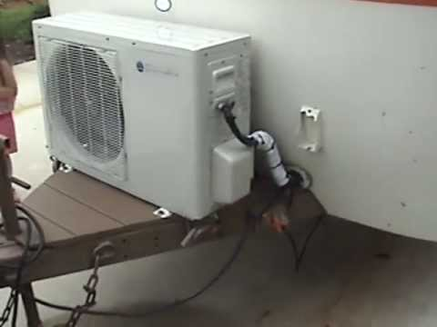 Mini Split A/C on a Rv Camper. Better than a roof top or a window unit!