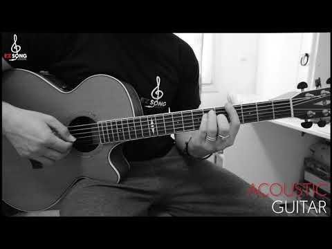Benny Hill Theme - Yakety Sax [Acoustic Guitar Cover/Lesson With TAB/Score]