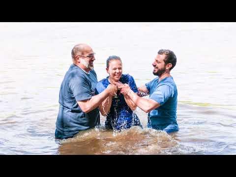April 29, 2018 Baptism