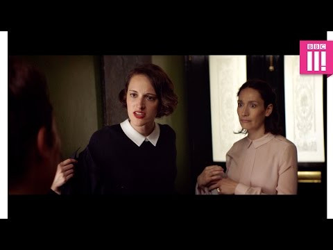 When your Godmother is a b**ch but you can't say anything - Fleabag: Episode 5 - BBC Three