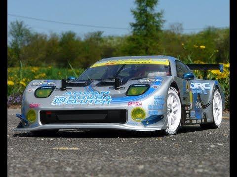Радиоуправляемая автомодель TAMIYA трековая, Mazda RX-7 Amemiya SGC-7, 4WD, электро, RTR