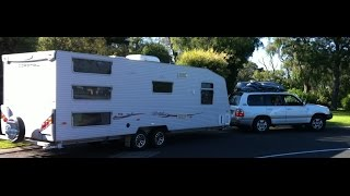 Streaky Bay Australia  City pictures : Busselton West Australia to Streaky Bay South Australia February 2016 Video # 1