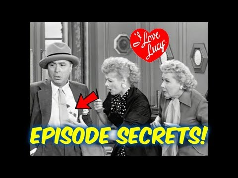 I Love Lucy: Charles Boyer Episode Secrets!!-- Behind the Scenes Info YOU NEVER HEARD!