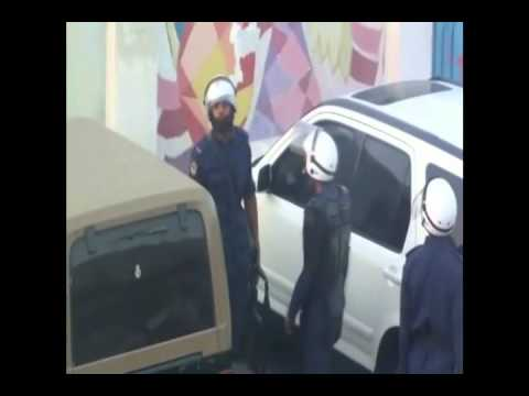 Bahrain's Police EXPOSED!! (Stealing, Killing, Torture)