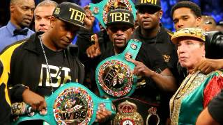 Floyd Mayweather Breaks Silence On Pacquiao Fight - SHOWTIME Boxing - shosports