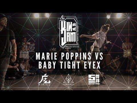 Marie Poppins Vs Baby Tight Eyex [TOP 16] | KINjam LA 2018 [@VIBRVNCY 4K] - Thời lượng: 8 phút.