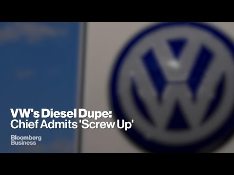 Can Volkswagen Win Back Trust After Admits Cheating U.S. Diesel Emissions Tests