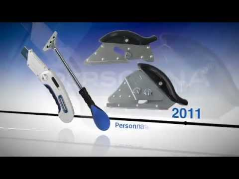 Personna Blades - A History of Innovation - Personna has a long history of innovation in blades, ranging from those for the professional trades and food preparation to medical and beauty. 