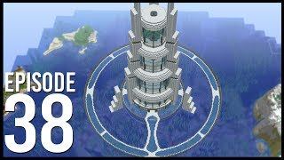 Hermitcraft 6: Episode 38 - BIG BASE PROGRESS